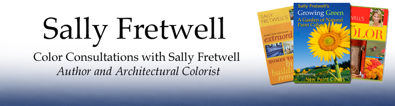 Sally Fretwell Author Interior Decorator author of 7 books