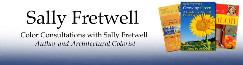 Sally Fretwell Author Interior Decorator author of 7 books
