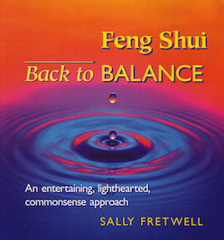 Interior Decorator Author Feng Shui Back to Balance